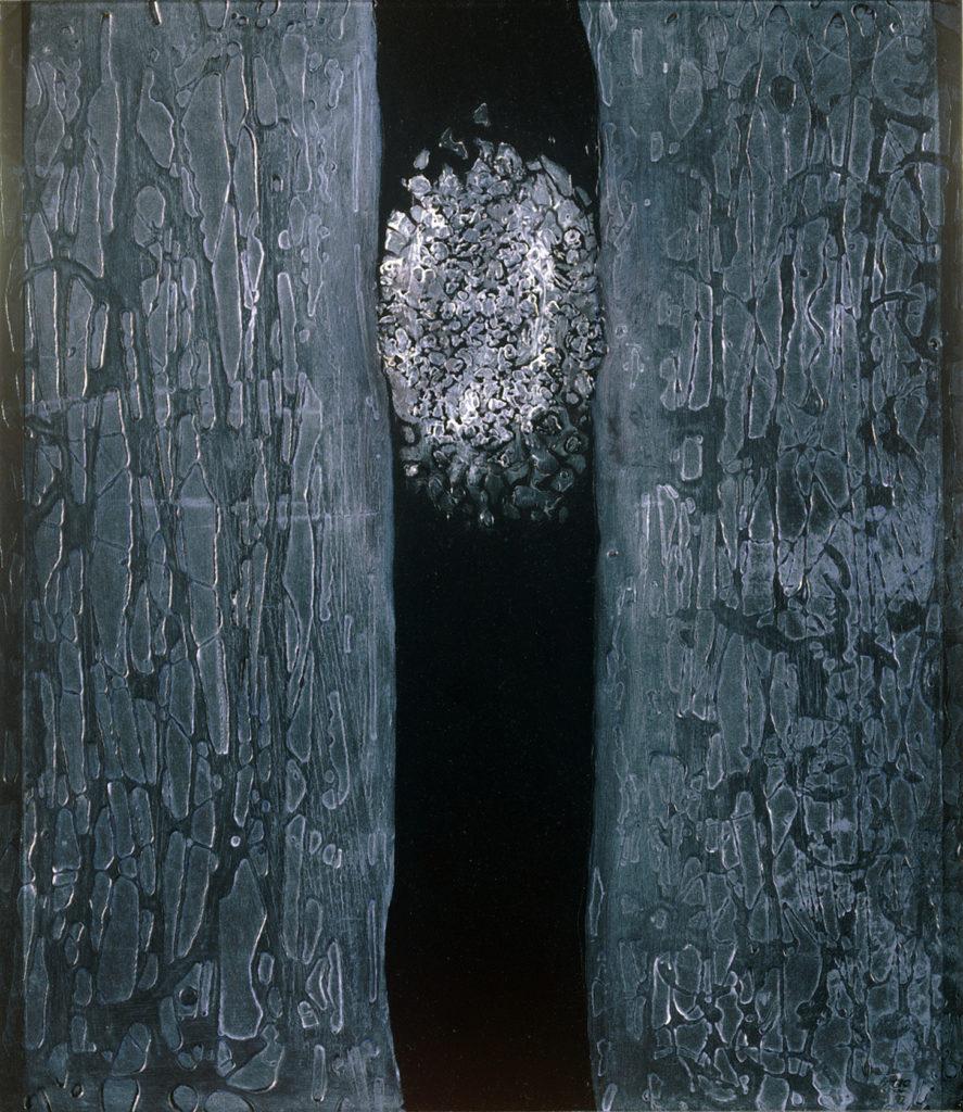 """""""Úzkost"""", 1992, neznámé parametry / neznámý majitel / č. 180"""